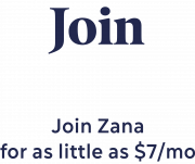 Zana Care Beyond the Chair Join icon